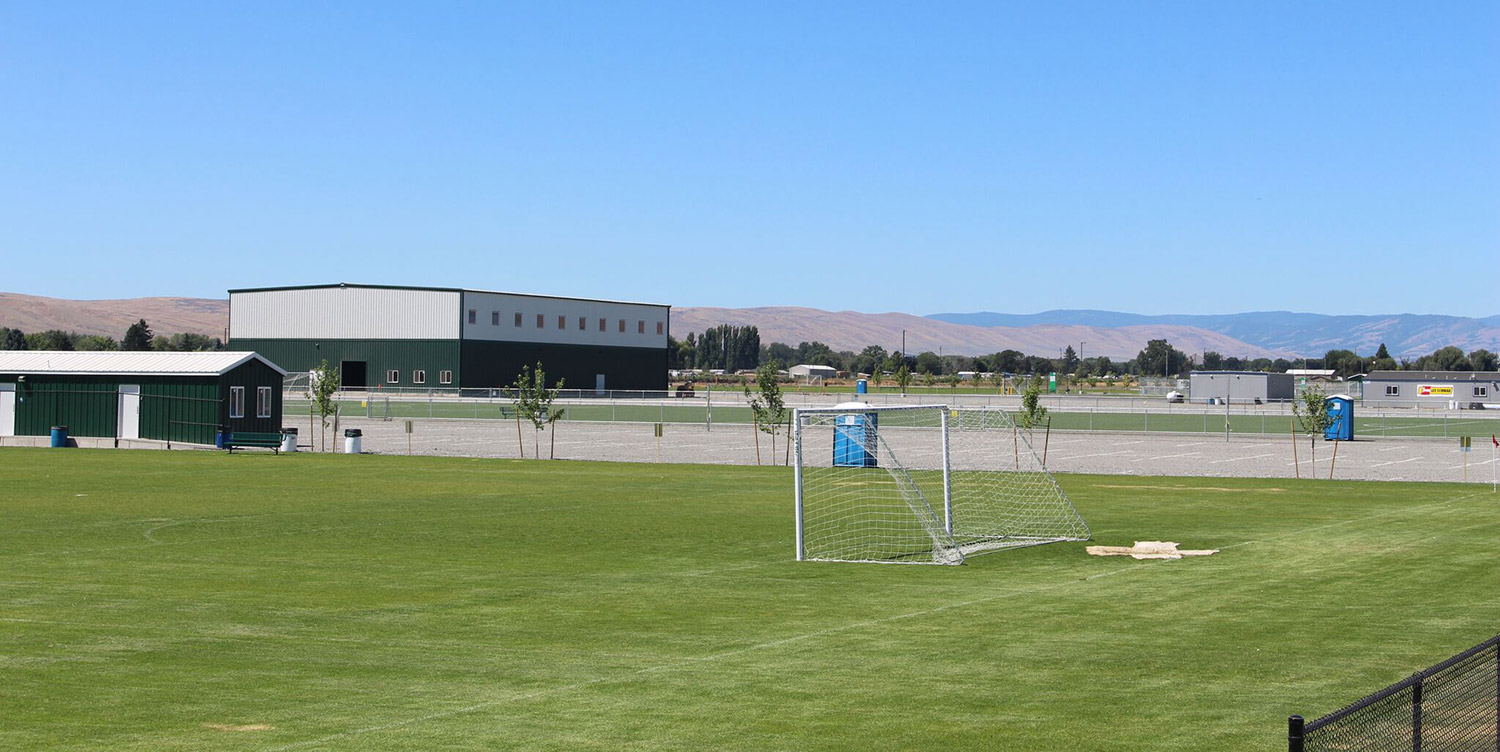 Sozo Sports Fiels Yakima, Washington